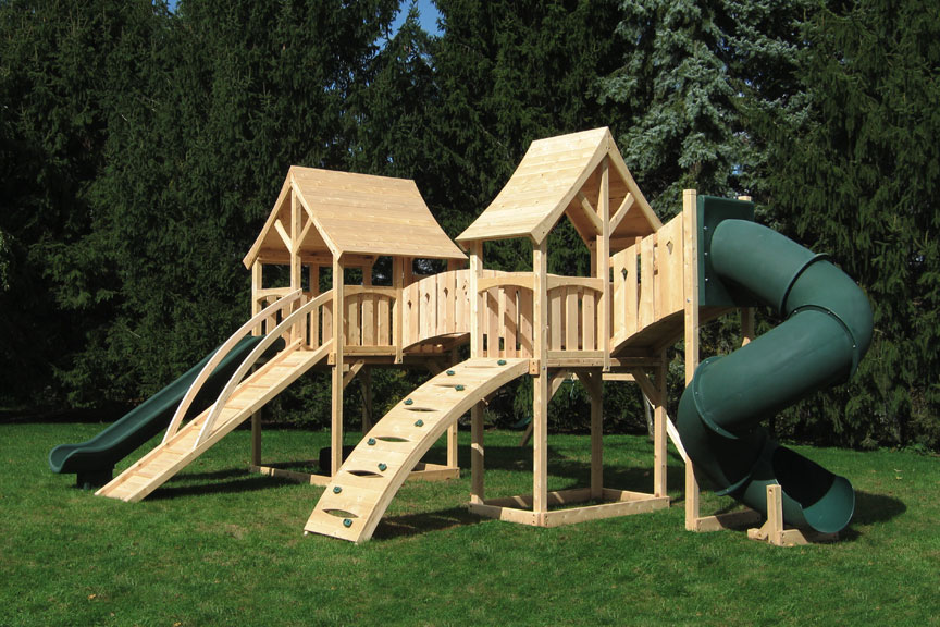 Triumph Play Systems majestic double set