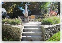 West Roxbury garden