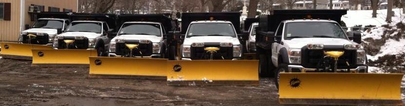 JLS fleet of plows